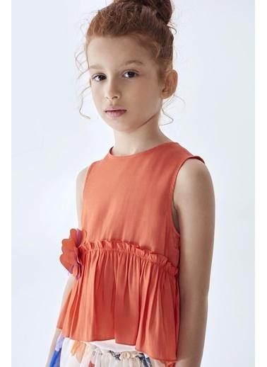 Lia Lea Bluz Oranj